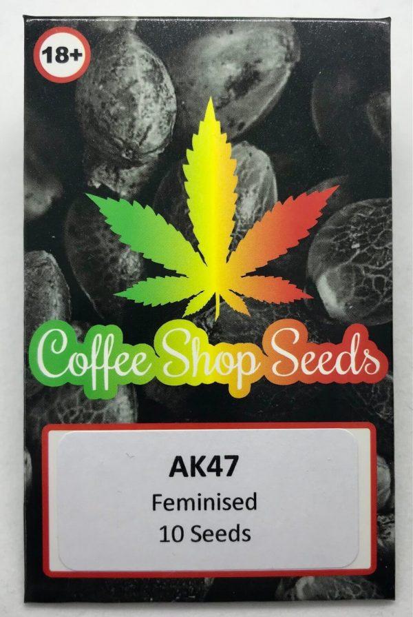 AK47 feminised weed seeds