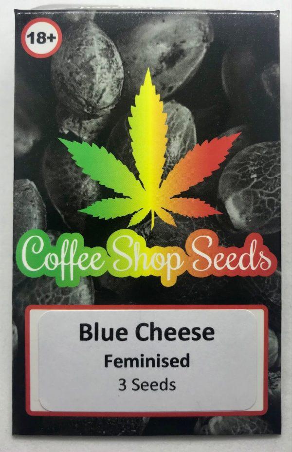 Blue Cheese Feminised Cannabis Seeds
