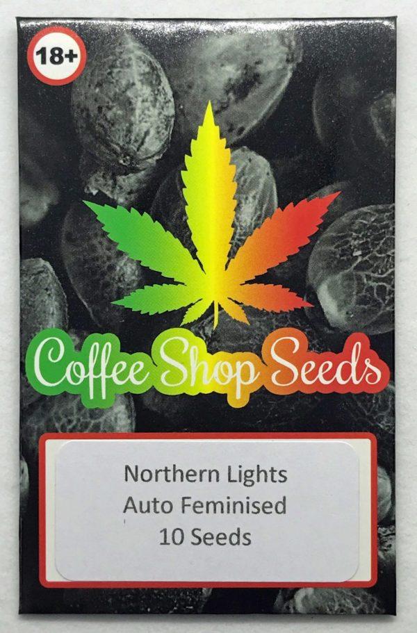 Northern Lights Autoflowering cannabis seeds