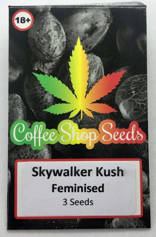 Skywalker Kush Feminised Weed Seeds