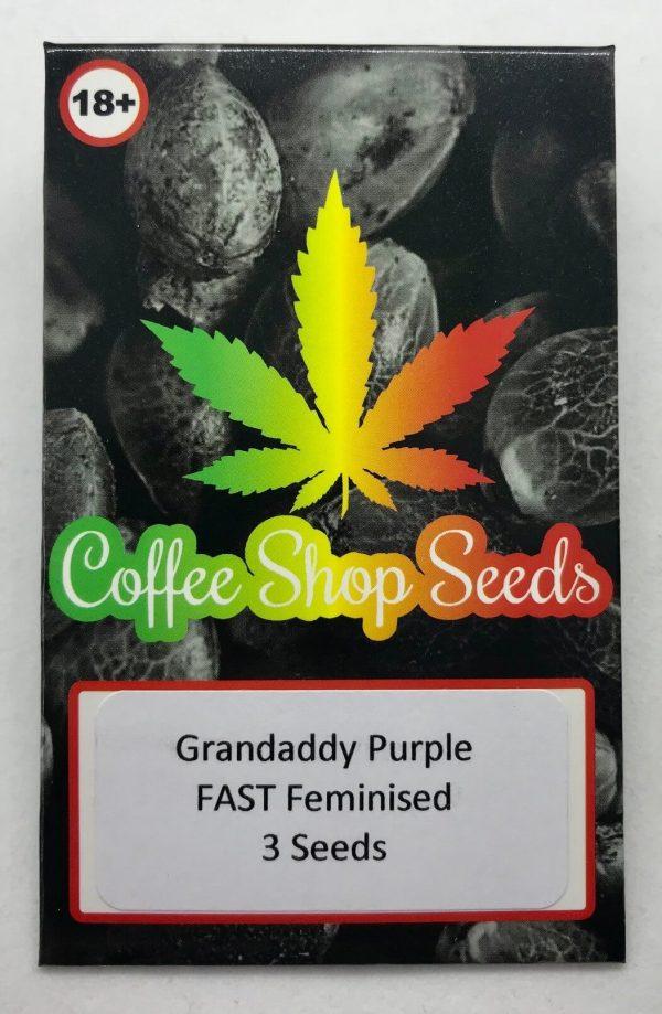 grandaddy Purple Fast