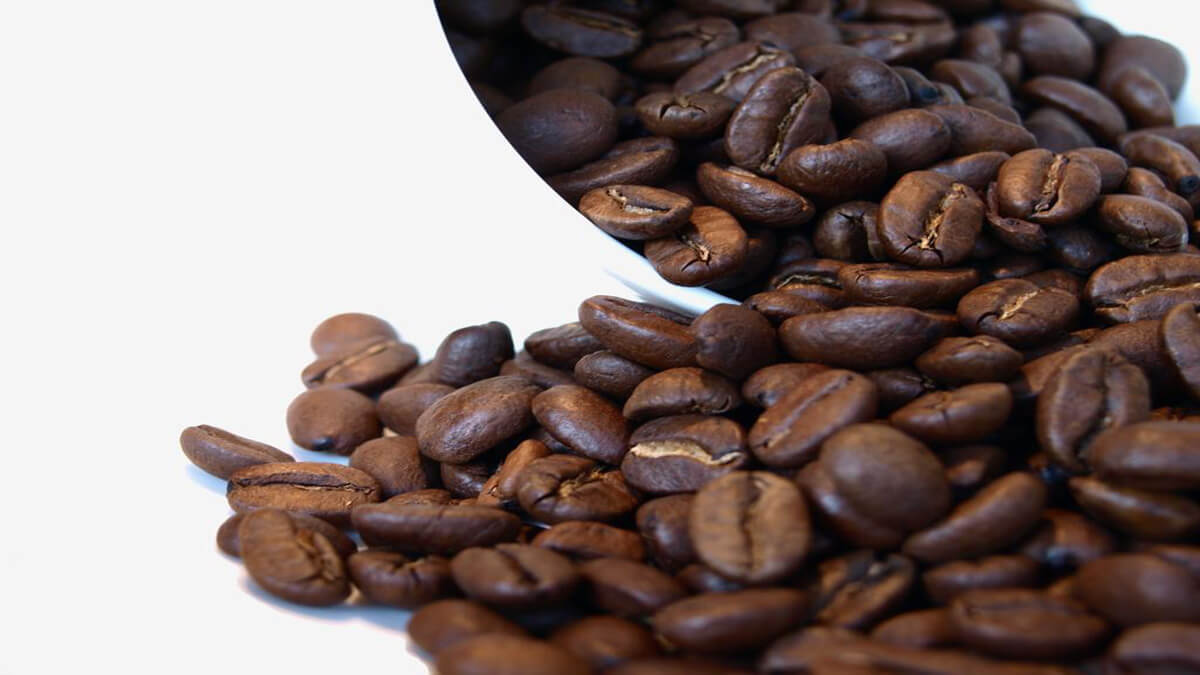 hemp seed coffee beans