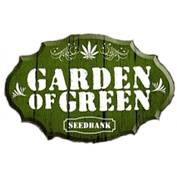 Banco de semillas de marihuana Garden of Green