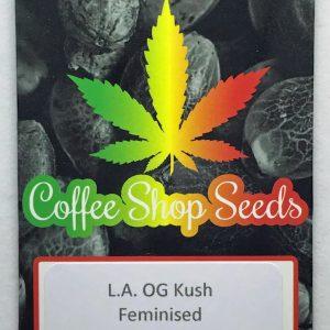 LA OG Kush Cannabis Seeds