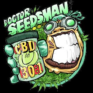 Doctor Seedsman CBD 30:1 Auto Feminised Cannabis Seeds by Seedsman