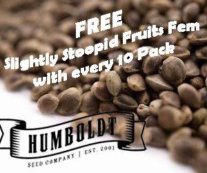 Humboldt Seed Co. - FREE Seed