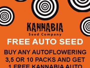 Kannabia FREE Autoflowering