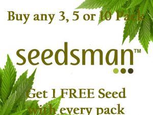 Seedsman - FREE Seed