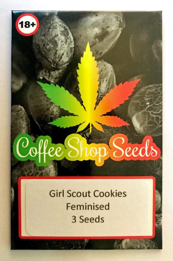 Girl Scout Cookies Feminised